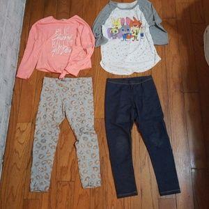 Shirts/pants